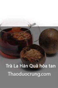 Trà La Hán Quả hòa tan